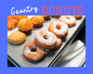 Country Donuts