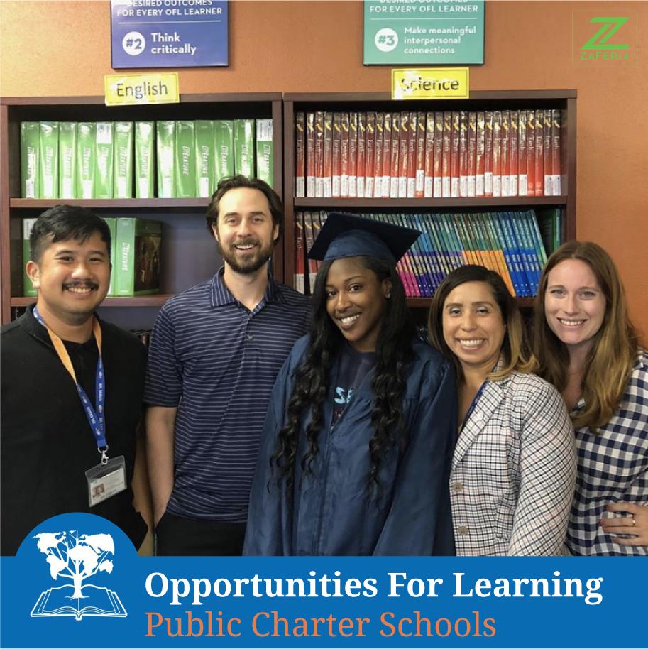 Opportunities For Learning in Zaferia