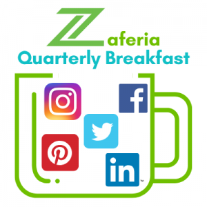 ZBA Breakfast Program social media
