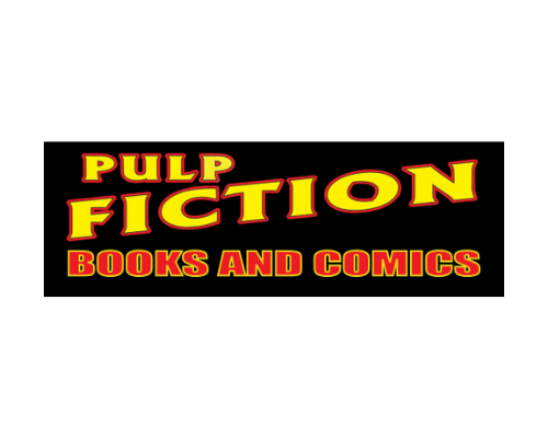 Pulp Fiction Books and Comics