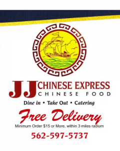 JJ Chinese Express